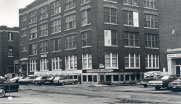 In 1982, A 200,000 square foot, multi-story warehouse was donated to NAEIR. It was located just a few blocks from Comiskey Park, home of the Chicago White Sox.