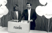 In 1999, NAEIR celebrated $1 billion in total product donations received since its inception!